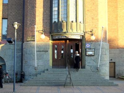 Teatteriravintola Joensuu