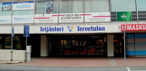 Teljäntori Pori  Matkailu opas