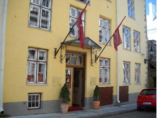 Three Sisters hotelli Tallinna