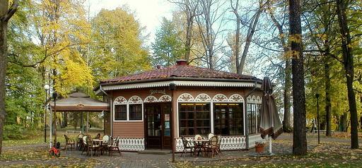 Toomemägi kahvila Tartto