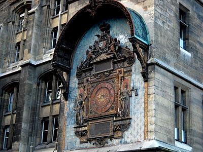Tour de l'Horloge Conciergerie Paris France