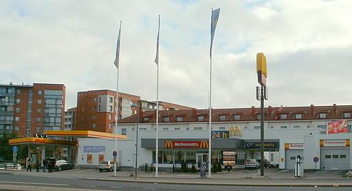 Turun McDonald's