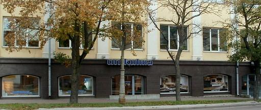 Tallinna sisustusliikkeet  Matkailu opas