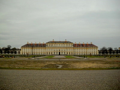 New Schleissheim palace Munich Germany