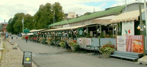 Vaakahuoneen Paviljonki Turku