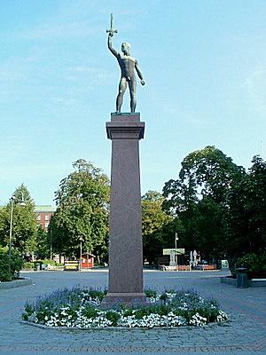 Vapaudenpatsas Tampere