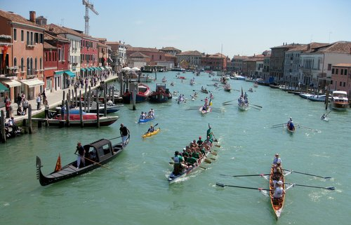 Venice festivals