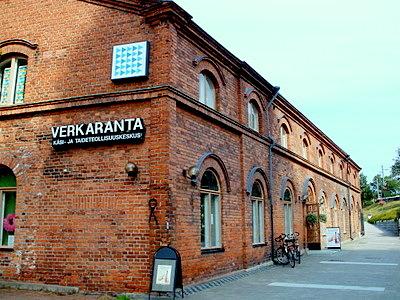 Verkaranta Tampere