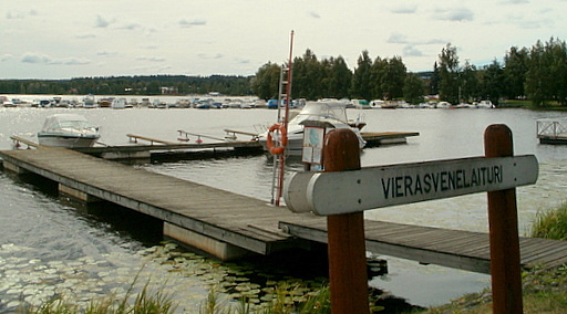Vierasvenelaituri Hämeenlinna