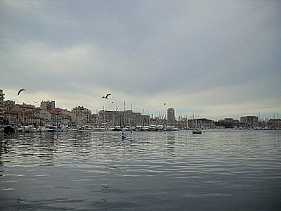 Vieux Port Quai des Belges Marseille France