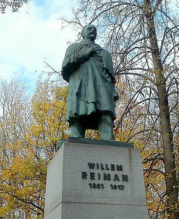 Willem Reiman patsas Tartto