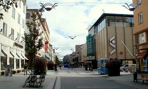 Yliopistonkatu Humalistonkatu Turku