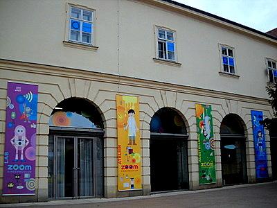 Zoom Childrens Museum Vienna Austria