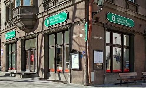 Tallinnan matkailuneuvonta.
