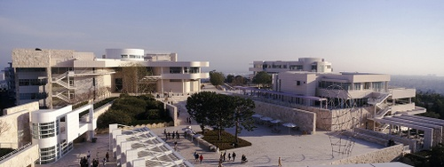 The Getty Center Los Angeles Yhdysvallat.