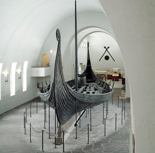 Viikinkilaivamuseo Oslo.