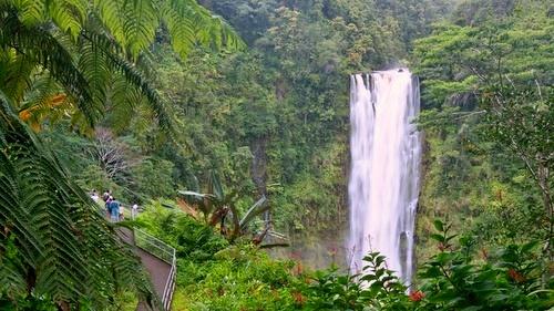 Big Island Havaiji Yhdysvallat.