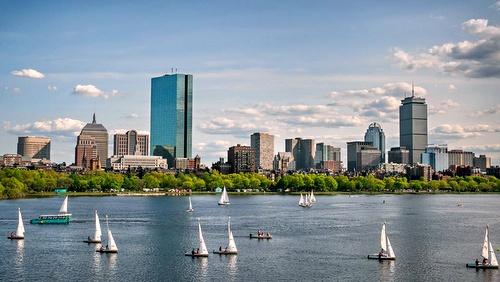 Boston Yhdysvallat.