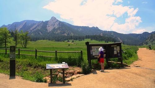 Boulder Colorado Yhdysvallat.