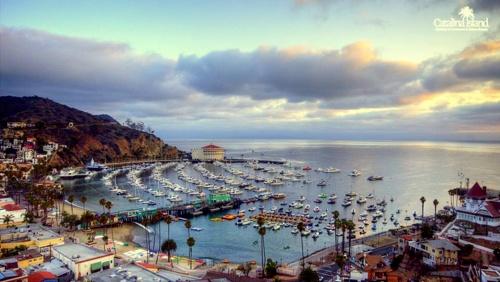 Catalina-saari Orange County Yhdysvallat.