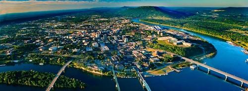 Chattanooga Tennessee Yhdysvallat.