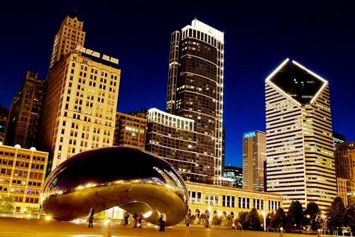 Chicago Yhdysvallat.