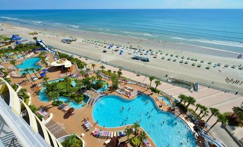 Daytona Beach Florida Yhdysvallat.