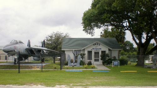 DeLand Naval Air Station Museum Daytona Beach Florida.