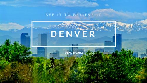 Denver Colorado Yhdysvallat.