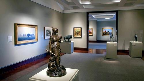 Denverin taidemuseo Colorado Yhdysvallat.