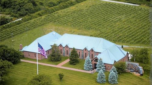 Duck Walk Wineyards viinitila Long Island Yhdysvallat.