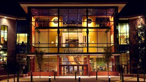 EdVenture lastenmuseo Columbia Etelä-Carolina Yhdysvallat.