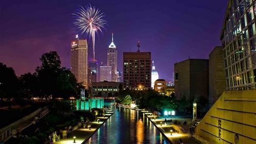 Indianapolis Yhdysvallat.