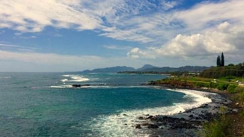 Kauai Havaiji Yhdysvallat.