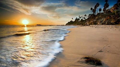 Orange County Kalifornia Yhdysvallat.