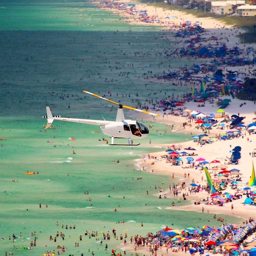 Panhandle Helicopter Panama City Florida Yhdysvallat.