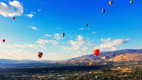 Reno Nevada Yhdysvallat.