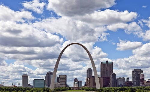 St. Louis Yhdysvallat.