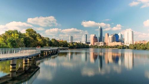 Austin Texas Yhdysvallat.
