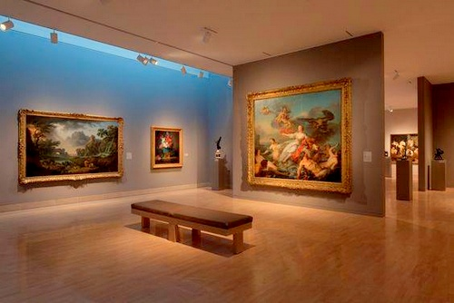 Dallasin taidemuseo Texas Yhdysvallat.