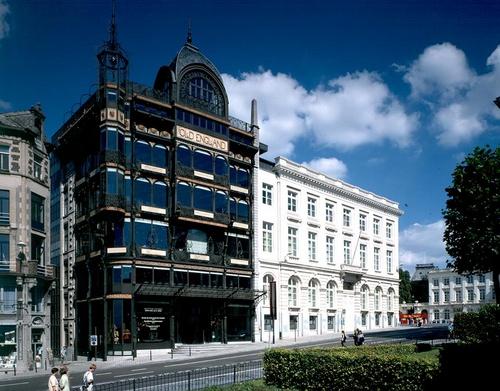 Musée des Instruments de Musique Brysseli Belgia.