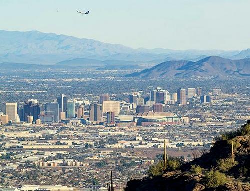 Phoenix Arizona Yhdysvallat.
