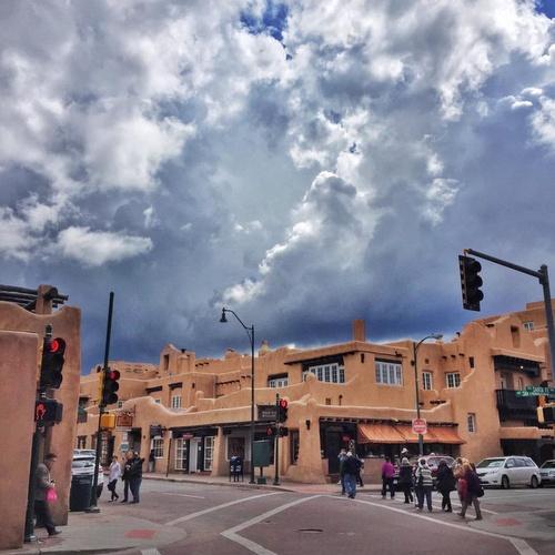 Santa Fe New Mexico Yhdysvallat.