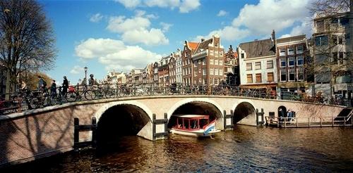 Amsterdam Hollanti.