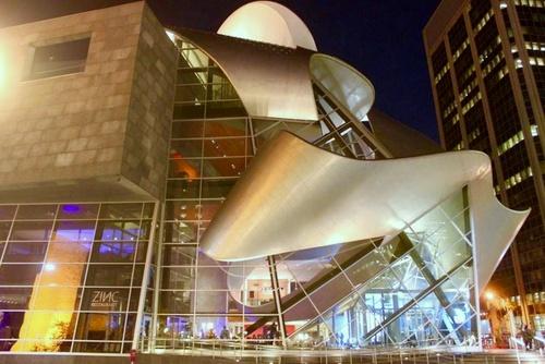 Albertan taidegalleria Edmonton Kanada.