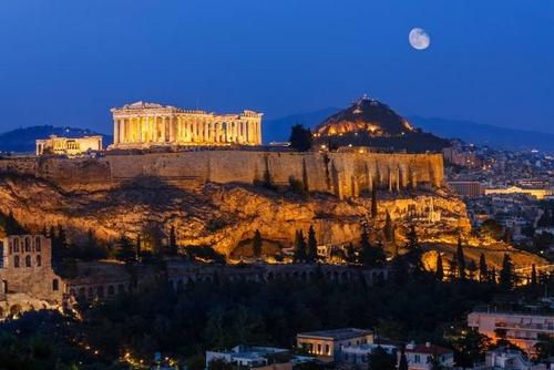 Ateena Kreikka.