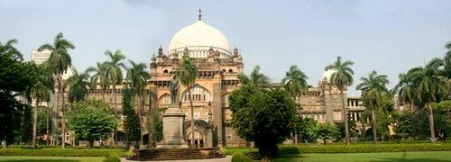 Chhatrapati Shivaji Maharaj museo Mumbai Intia.