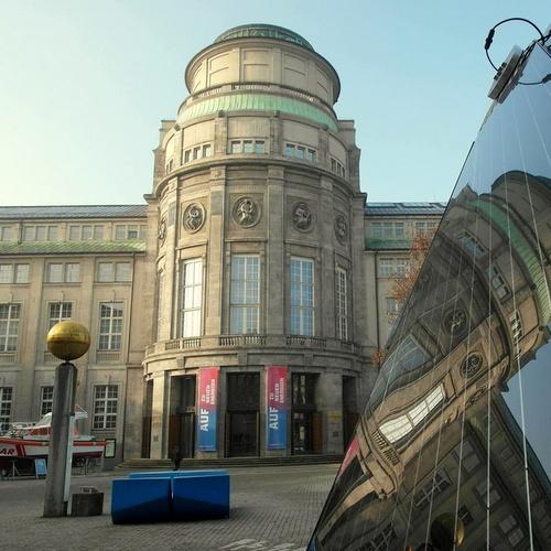 Deutsches Museum Munchen Saksa.