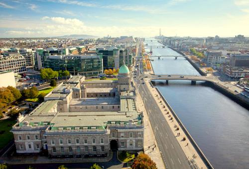 Dublin Irlanti.