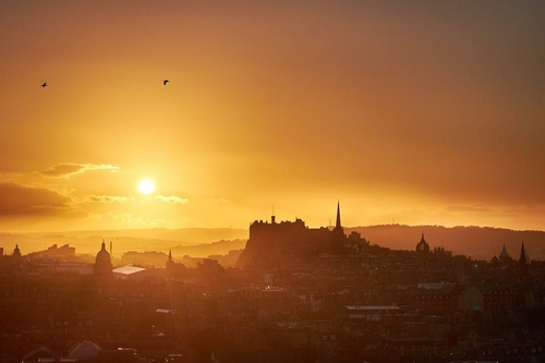 Edinburgh Skotlanti.